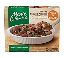 Marie Callenders Steak And Roasted Potatoes - 24 Oz
