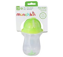 Munchkin Weighted Flexi-Straw Cup 10 Oz - Each