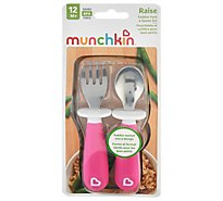 Munchkin Raise Toddler Utensil Set - Each