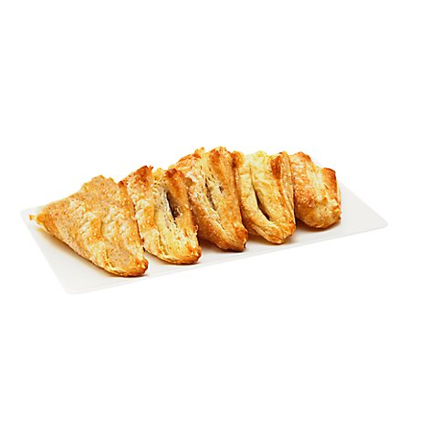 Fresh Baked Apple Turnover - 5 Count
