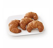 Fresh Baked Jumbo Croissants - 4 Count