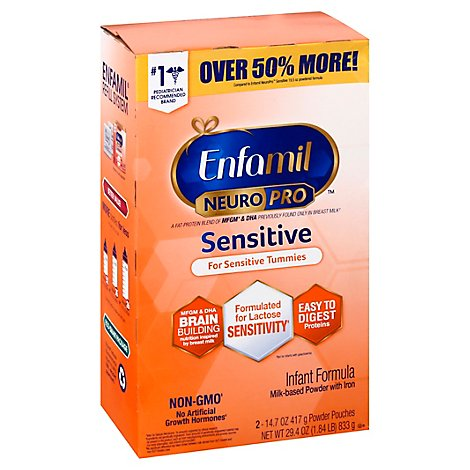 Enfamil Neuropro Sensitive Powder Refill - 29.4 Oz
