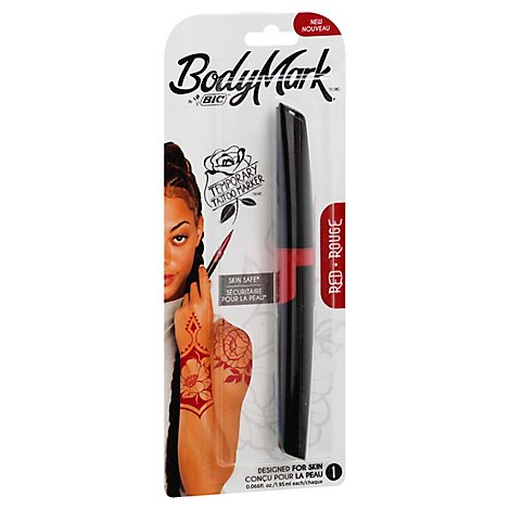 Body Mark Red - 1 Each