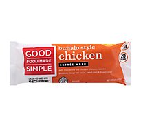Good Food Burrito Buffalo Chicken - 5 Oz