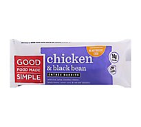 Good Food Burrito Chicken Blck Bean - 5 Oz