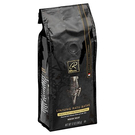 Signature Reserve Coffee Lintong Ratu Batak Ground - 12 Oz