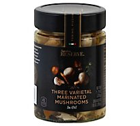 Signature Reserve Mushrooms Marinated - 11.29 Oz