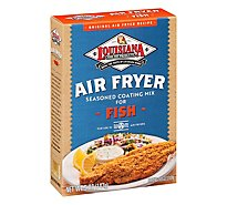 Louisiana Mix Air Fry Fish Coating - 5 Oz