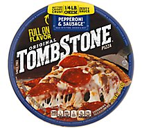 Tombstone Pepperoni & Sausage Pizza - 19.4 Oz