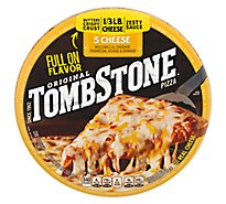 Tombstone Original Five Cheese 12inches Box - 19.3 Oz