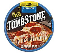 Tombstone Original Pepperoni Pizza - 19.3 Oz