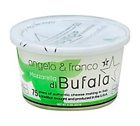 Angelo & Franco Mozzarella Di Bufala - 8 Oz