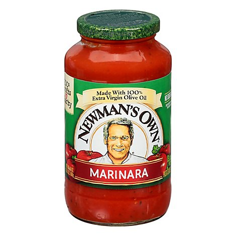 Newmans Own Marinara Pasta Sauce - 24 Oz