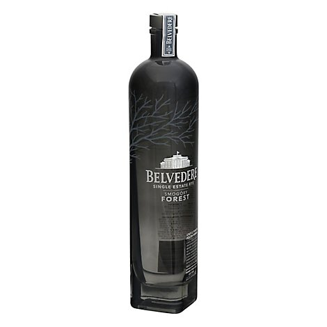 Belvedere Vodka Smogory Sgl Est 80 Proof - 750 Ml