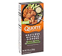 Quorn Meatless Buffalo Dippers - 7.05 Oz