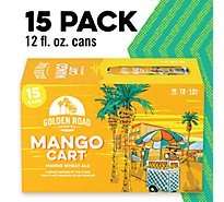Golden Road Mango Cart 15can - 15-12 Fl. Oz.