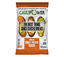 Caulipower Original Roasted Sweet Potato Slices - 16 Oz