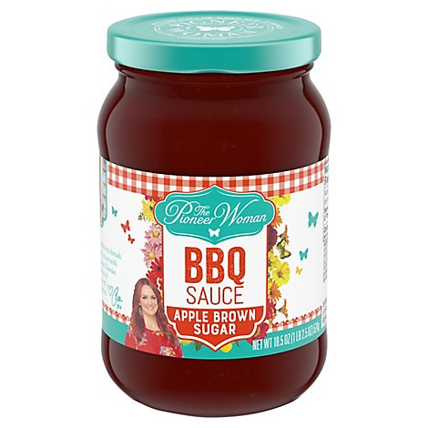 Pioneer Woman Barbecue Sauce Apple Brown Sugar Barbecue - 18.5 Oz