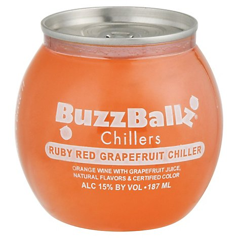 Buzz Ballz Chiller Grapefruit - 187 Ml