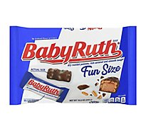 Baby Ruth Bar Fun Size - 10.2 Oz