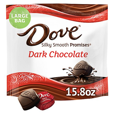 Dove Promises Dark Chocolate Candy Bag 15.8 Oz