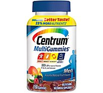Centrum Mens Multi Vit Gummies - 150 Count