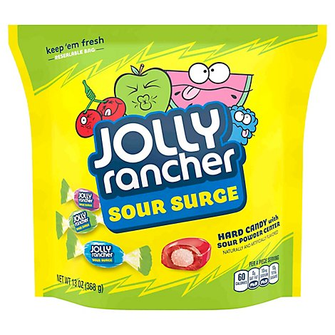 Jolly Rancher Sour Surge - 13 Oz