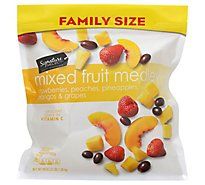 Signature Select Mixed Fruit Medley Family Size - 48 Oz