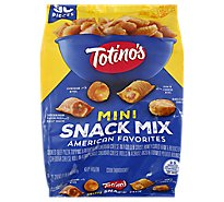 Totinos Snack Mix Mini American Favorites - 20 Oz