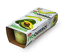 Yo Quiero Original Guacamole Snack Cups - 2-4 Oz
