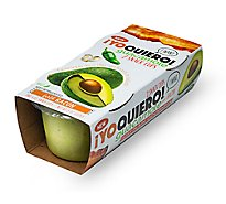 Yo Quiero Bacon Guacamole Snack Cups - 2-4 Oz
