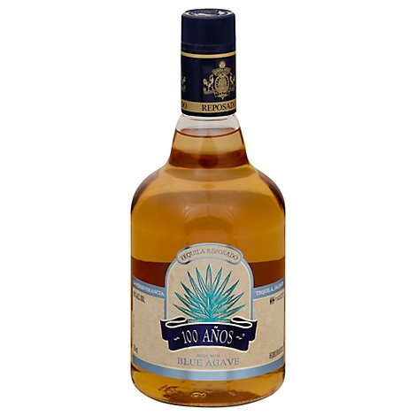 Sauza Tequila 100 Anos Reposado 80 Proof - 750 Ml
