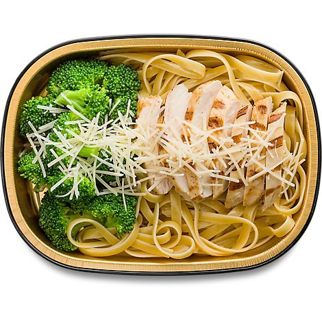 Chicken Fettucine Alfredo Meal Small Cold Ss
