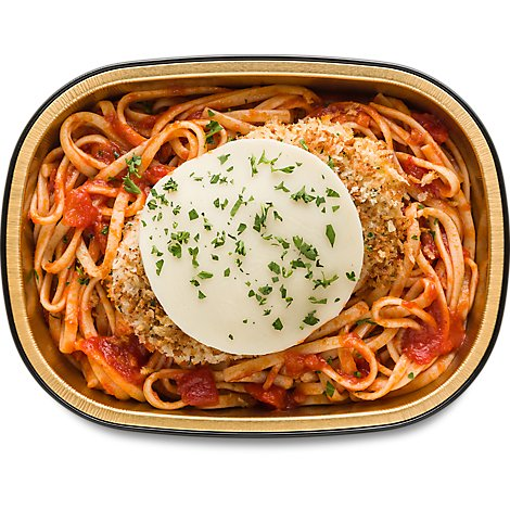 Chicken Parmesan Meal Small Cold Ss