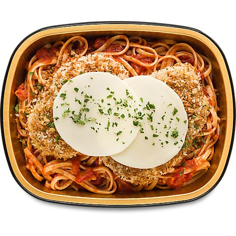 Chicken Parmesan Meal Medium Cold Ss