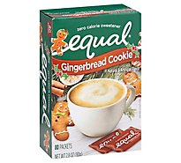 Equal Gingerbread Cookie - 80 Count
