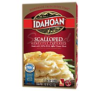 Idahoan Scalloped Homestyle Casserole - 3.95 Oz
