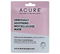 Acure Mask Biocell Gel Sooth - 1 Each
