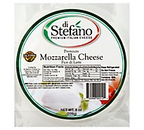 Di Stefano Cryovac Ball Mozzarella - 8 Oz