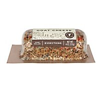 Vermont Creamery Everything Goat Log - 4 Oz