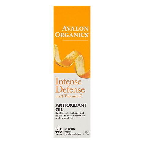 Avalon Or Intense Dfns Antoxdnt Oil - 1 Oz