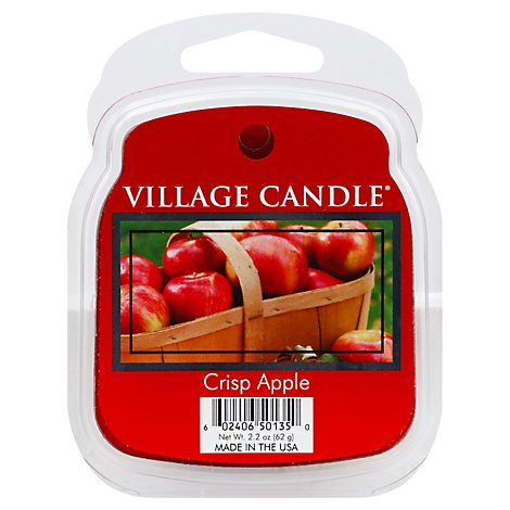 Village Candle Warm Apple Crisp Candle 2.2oz - 1 Each