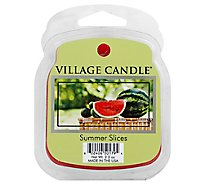 Village Wax Melts Summer Slices - 2.2 Oz