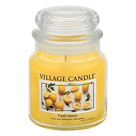 Village Fresh Lemon - 16 Oz