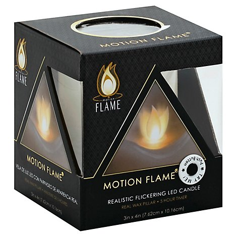Gerson Motion Flame 4 In - 1 Each