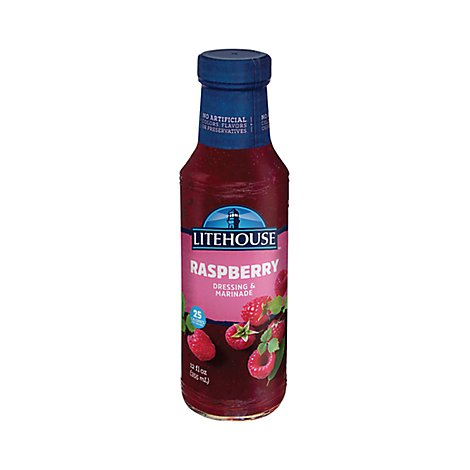 Litehouse Raspberry Vinaigrette Dressing - 12 Fl. Oz.