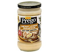 Prego Sauces Creamy Lemon Parmesan - 15 Oz