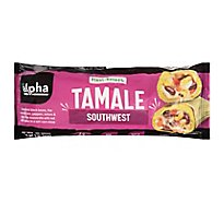 Alpha Foods Tamale Plant Based Southwest - 5 Oz