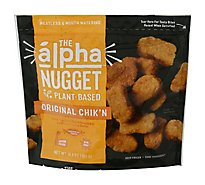 Alpha Foods Nugget Original Chikn - 10.9 Oz