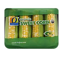 O Organic Sweet Corn - 4 Count